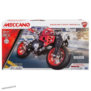 Meccano Core - Elite monster motor i200 (Ducati)