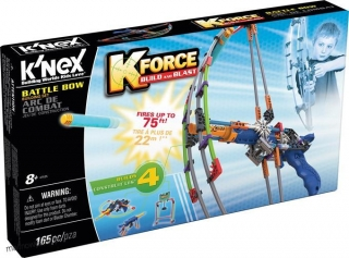 K'nex K-Force Build & Blast Zestaw łuk